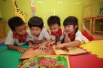 Không dạy chữ cho trẻ ở bậc giáo dục mầm non?