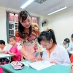 Phổ cập giáo dục tiểu học tại tỉnh Hòa Bình