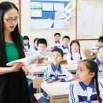 Tiêu chuẩn, chức danh của giáo viên giáo dục tiểu học