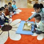 Giáo dục mầm non và tinh thần trách nhiệm