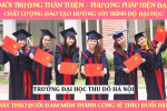 Giáo dục mầm non – Đại học thủ đô tuyển sinh 2016