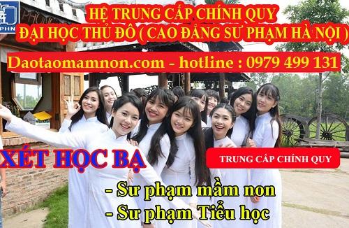Truong dai hoc thu do ha noi tuyen sinh nam 2016