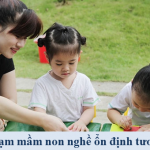 Tại sao nên học trung cấp mầm non tại Hà Nội?