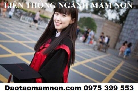 Lien thong su pham mam non Ha Noi 2016