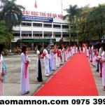 """Trường đại học thủ đô Hà Nội """"không vội được đâu"""""""