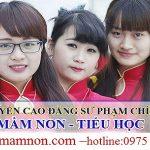 Sư phạm tiểu học và sư phạm mầm non Hà Nội