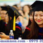 Liên thông đại học nâng cao chất lượng sư phạm mầm non