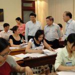 Tin mới về chấm điểm thi THPT tuyển sinh đại học