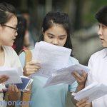 Tin tuyển sinh – Dự kiến công bố điểm sàn 2016